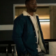 The Flash S07 Chester P. Runk Denim Shearling Jacket