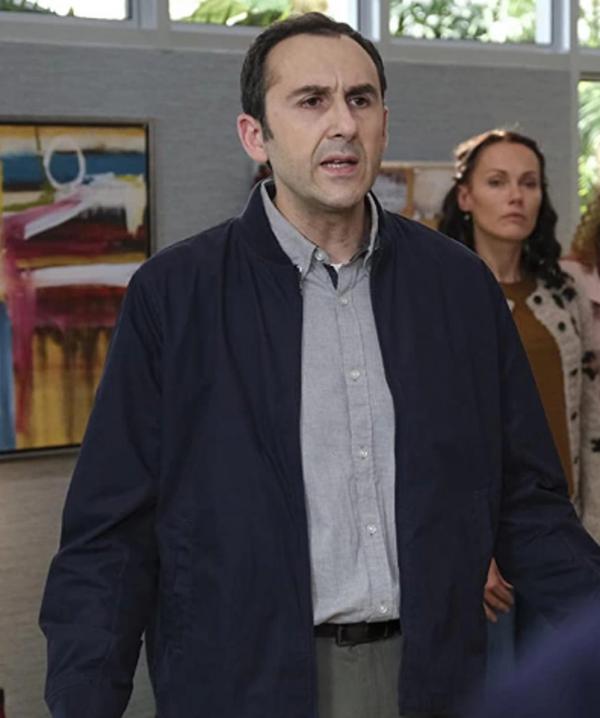 The Good Doctor Diabetic Peter Ciuffa Cotton Jacket