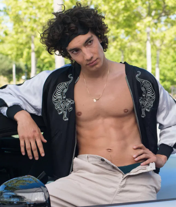 Tiger Elite S03 Valerio Montesinos Varsity Cotton Jacket