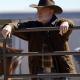 Walker (2021) TV Series Bonham Walker Cotton Jacket