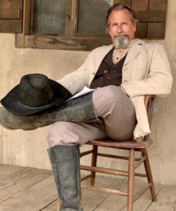 Wild West Chronicles Paul Thomas Arnold Blazer