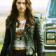 Wynonna Earp Leather Fringe Jacket