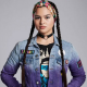 Anna Lambe Trickster Sarah Denim Jacket With Patches