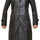 Clark Kent Smallville Superman Black Leather Long Coat