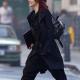 Emma Stone Cruella 2021 Cotton Coat