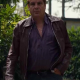 Ferry (2021) Franks Lammers Leather Jacket