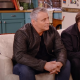 Friends The Reunion 2021 Matt LeBlanc TV Series Brown Quilted Leather Jacket