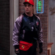 Joey Tribbiani Friends S06 Matt LeBlanc Bomber Satin Jacket