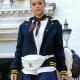 Jordans Alexander Gossip Girl Julien Calloway Varsity Wool Jacket