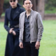 Justin H. Min TV Seriess The Umbrella Academy S03 Ben Hargreeves Bomber Cotton Jacket