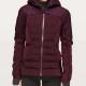 Kayla Macbentley Zero Chill 2021 Grace Beedie Padded Jacket