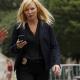 Kelli Giddish TV Series Law and Order Special Victims Unit Black Blazer