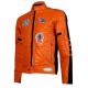 Movie Kill Bill Orange Leather Jacket