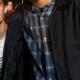 Nat Wolff Jake Mainstream (2021) Black Cotton Jacket