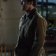 Nathan Parsons Roswell, New Mexico Shearling Collar Cotton Jacket