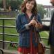 Noël Wells TV Series Master of None Rachel Blue Denim Jacket