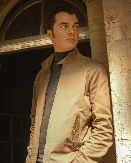 Pennyworth TV Series Jack Bannon Cotton Jacket