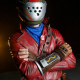 Rust Lord Fortnite Video Game Motorcycle Leather Jacket