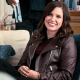 Sophia Bush TV Series Love, Victor Brown Biker Leather Jacket