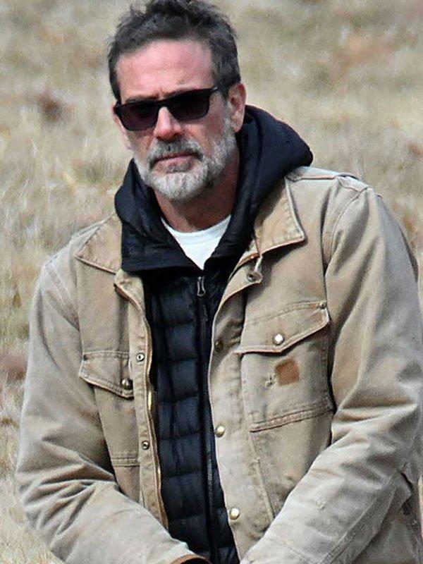The Unholy Gerry Fenn Cotton Jacket