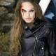 Thena The Eternals Angelina Jolie Black Leather Jacket
