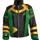 Thor Ragnarok Loki Tom Hiddleston Leather Jacket