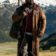Tommy Jepperd Tv-series Sweet Tooth 2021 Nonso Anozie Brown Trench Coat