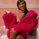 Ziwe Season 1 TV Series Ziwe Fumudoh Pink Fur Jacket