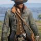 Arthur Morgan Red Dead Redemption Denim Jacket