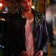 Brad Simon TV-Series Sex Life Adam 2021 Demos Leather Jacket