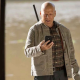 Bruce Willis Out Of Death 2021 Cotton Jacket