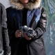 Captain Cold Legends Of Tomorrows Crisis On Earth-X Leo Snart Parka Jacket