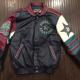 Dallas Cowboy Superbowl Jeff Hamlinton Leather Jacket