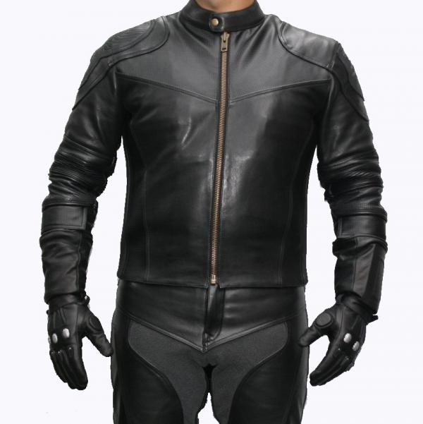 Dredd Lawman Leather Jacket