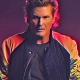 Hoff 9000 Kung Furys Cobra David Hasselhoff Bomber Leather Jacket
