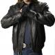 Jake Stone (Christian Kane) The Librarians Leather Jacket