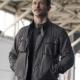 Jonathan Tucker Debris TV Series Bryan Beneventi Cotton Jacket