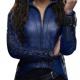 Killjoys Hannah John‑kamen Yalena Yardeen Leather Jacket
