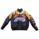 Lakers Championship Leather Jacket