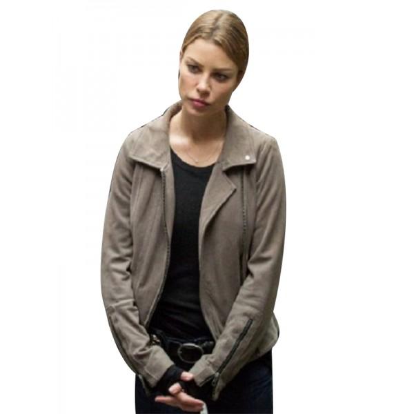 Lucifer Part 2 Season5 Chloe Decker Cotton Jacket