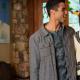 Mason Gooding Love, Victor S02 Andrew Cotton Jacket