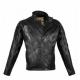Metal Gear Solid V Snake Biker Leather Jacket