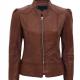Montana Biker Leather Jacket