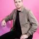 Richard Madden Eternals 2021 Brown Cotton Jacket