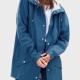 Sandra Oh Killing Eve Polastri Blue Cotton Jacket