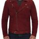 Sean Biker Suede Leather Jacket