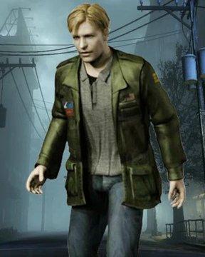 Silent Hill 2 James Sunderland Cotton Jacket