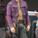 The Falcon And The Winter Soldier TV Series Batroc Jacket