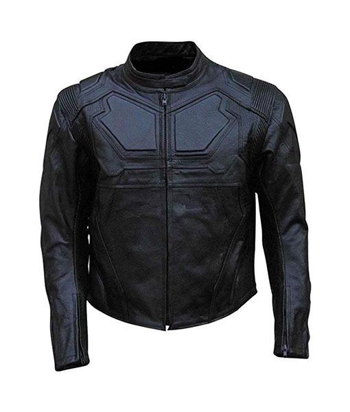 Tom Cruise Oblivion Jack Leather Jacket