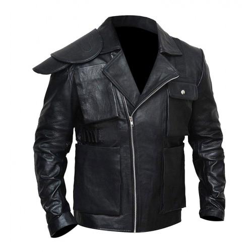 Tom Hardy Mad Max Fury Road Movie Max Rockatansky Leather Jacket